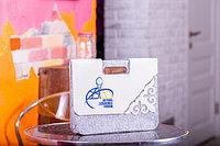"""Amanat Group"" Эко сумки с логотипом. Конференц сумки. Дизайнерские сумки ""Amanat"" - 67093445"