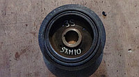 Шкив коленвала от двигателя 3s Toyota Ipsum
