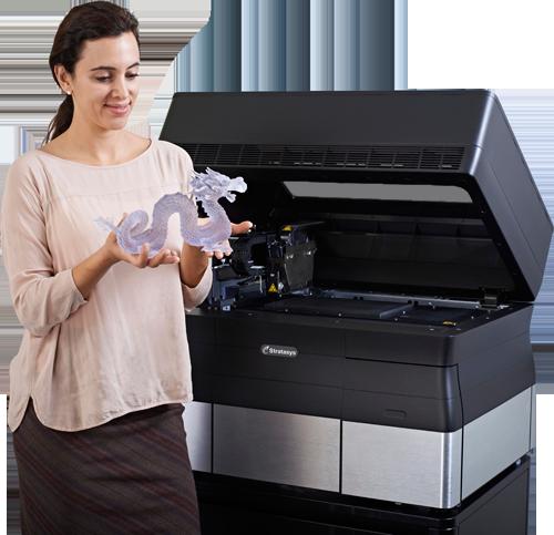 3D-принтеры профессиональные