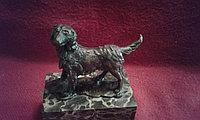 """Бронзовая скульптура """"Собака"""""""