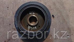 Шкив коленвала от двигателя 4s Toyota Vista