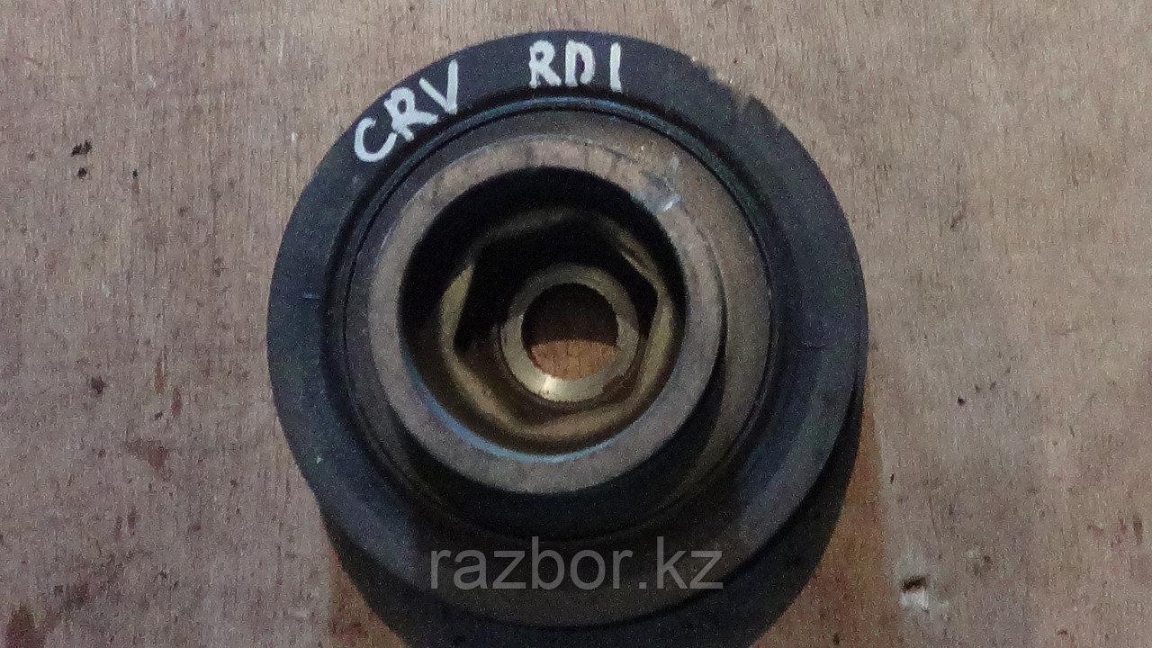 Шкив коленвала от двигателя b20b Honda CRV