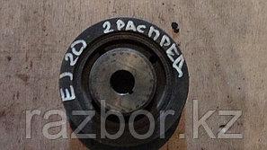Шкив коленвала от двигателя ej20 Subaru Legacy (BG7)