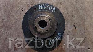 Шкив коленвала от двигателя Z5 Mazda Familia