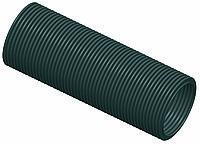 DKC Труба гибкая двустенная дренажная д.90мм с геофильтром, класс SN6, перфорация 360 град., цвет черный, фото 1