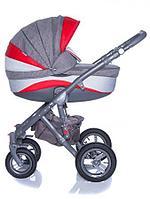 Детская универсальная коляска Adamex barletta new 2в1 (B3), фото 1