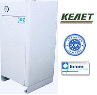 Котел газовый напольный 10 кВт для площади до 100 м2 KCГ-10, фото 1