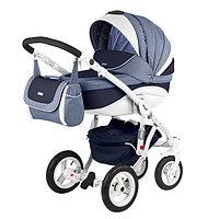 Детская универсальная коляска Adamex barletta new 3в1 (B8), фото 1
