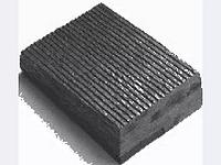 НОЖ рифленный с пластинами из тв.сплава 2021-0015 24Х11,4Х33,8 Т15К6