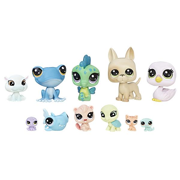 Hasbro Littlest Pet Shop B9343 Коллекция петов