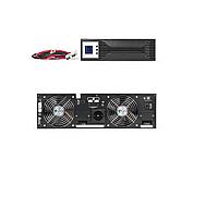 Источник бесперебойного питания 5кВА/3кВт (ИБП) UPS SVC RTL-5KL-LCD