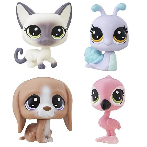 Hasbro Littlest Pet Shop B9388 Зверюшка (в ассортименте)