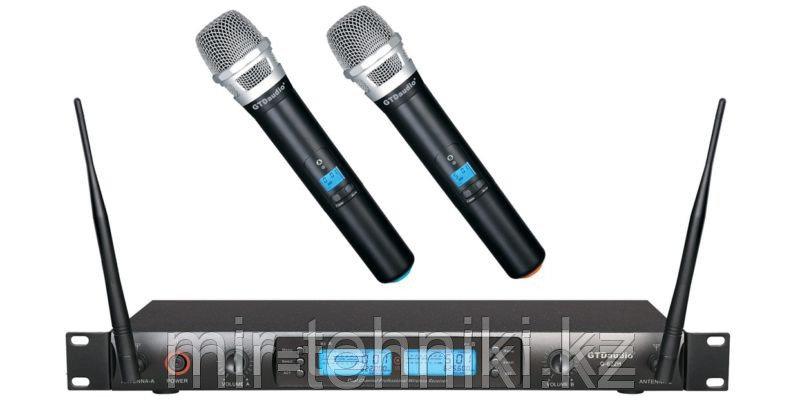 Профессиональный микрофон UHF 88-7038