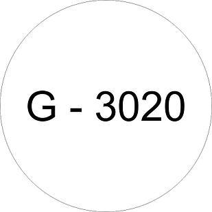 Винил белый G - 3020 (1,06м х 45,7м)