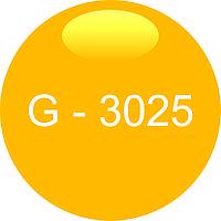 Винил желтый G - 3025 (1,06м х 45,7м)