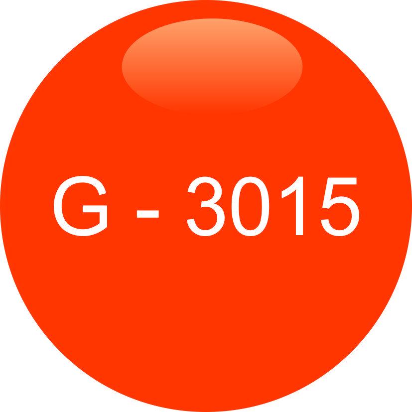 Винил оранжевый G - 3015 (1,06м х 45,7м)
