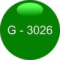 Винил зеленый G - 3026 (1,06м х 45,7м)