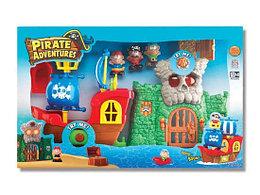 Игровой набор - Пиратские приключения, со световыми и звуковыми эффектами