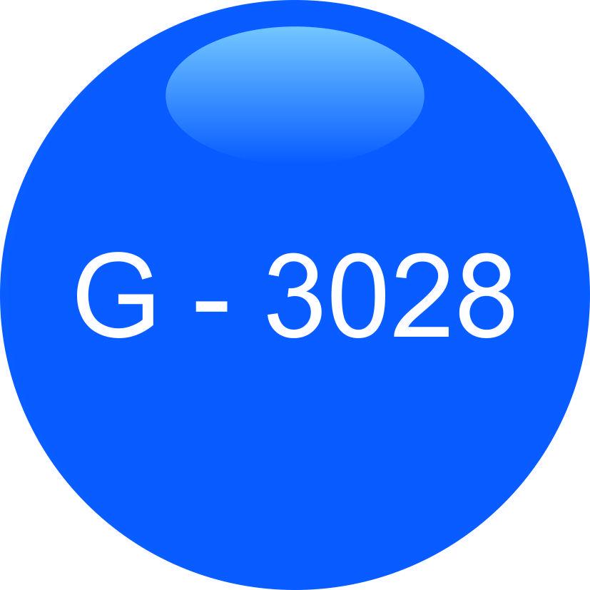 Винил синий G - 3028 (1,06м х 45,7м)