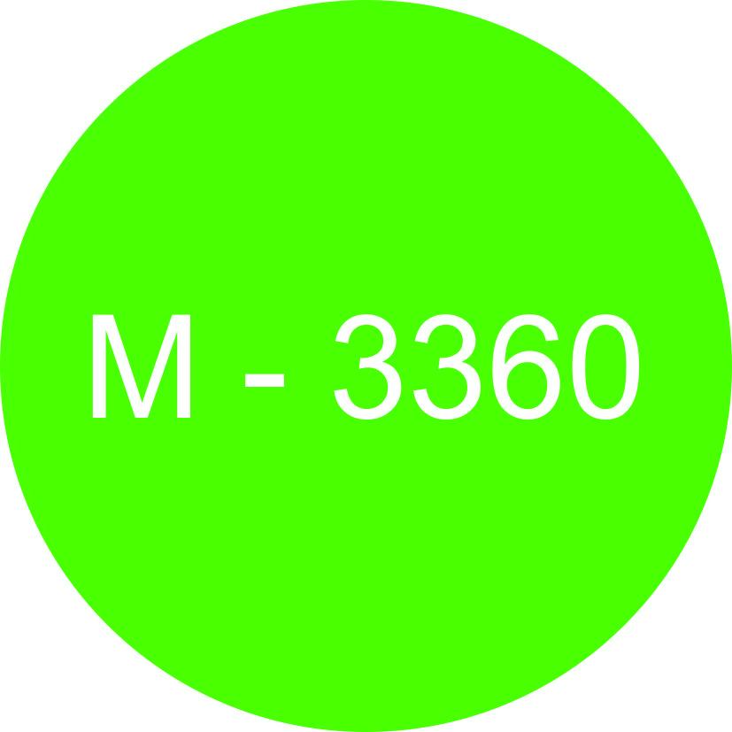 Винил зеленый М - 3360 (1,06м х 45,7м)