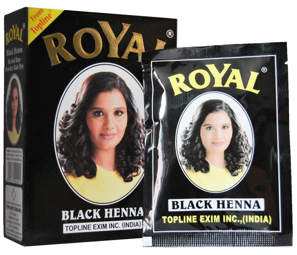 Индийская хна Royal Henna