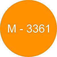 Винил желтый М - 3361 (1,06м х 45,7м)