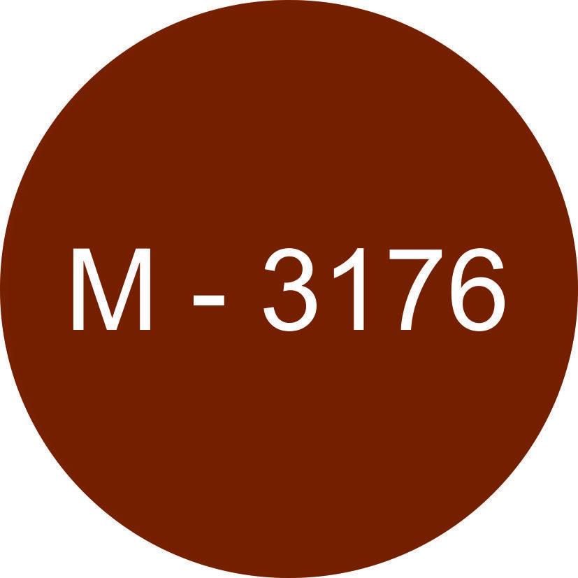 Винил коричневый М - 3176 (1,06м х 45,7м)