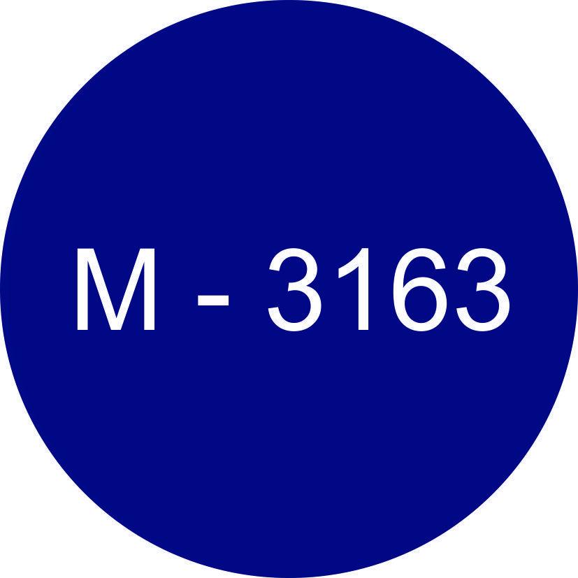 Винил синий М - 3163 (1,06м х 45,7м)