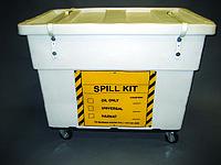 Мобильные наборы ЛАРН / Spill Kit X-Large - 644L для ликвидации аварийных разливов нефтепродуктов