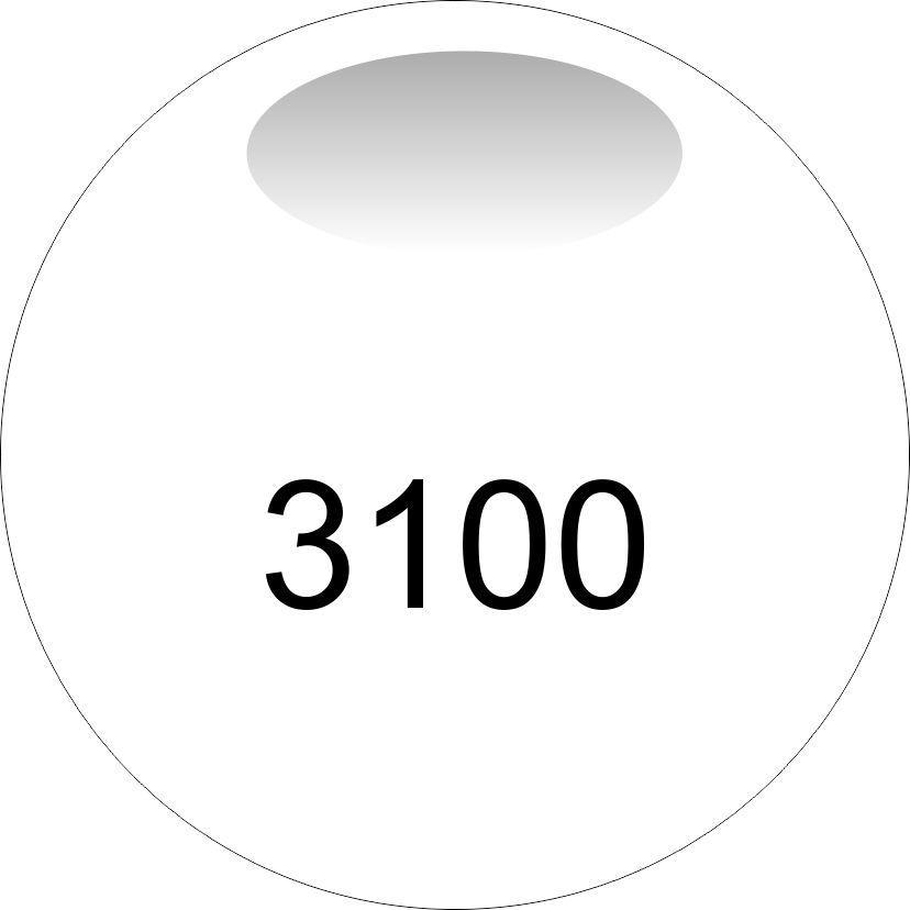 Светоотражающая пленка для печати Белый глянцевый (1,24м х 45,7м)