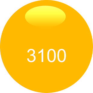 Светоотражающая пленка Желтый глянцевый (1,24м х 45,7м)