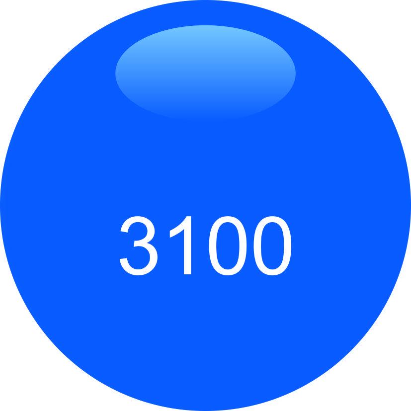 Светоотражающая пленка Синий глянцевый (1,24м х 45,7м)