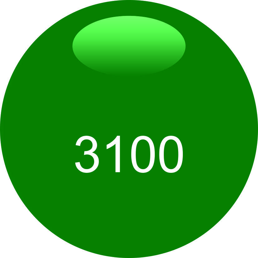 Светоотражающая пленка Зеленый глянцевый (1,24м х 45,7м)