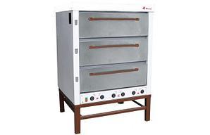 Печь хлебопекарная Восход ХПЭ-500 оцинк. сталь, в обрешетке