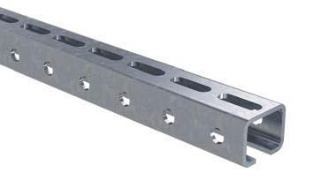 Профиль для концевого выключателя, сталь 2 мм.