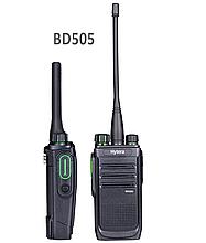 Радиостанция Hytera BD-505 UHF/VHF