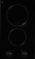 Варочная поверхность Kuppersberg электрическая черный/ прямой край