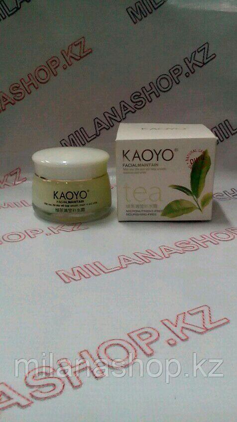 Kaoyo - Крем для лица Зеленый чай