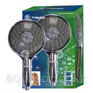 Душевой фильтр-ручка Aquafilter FHSH-6-C