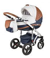 Детская универсальная коляска Adamex Vicco Deluxe 3в1 (101S), фото 1