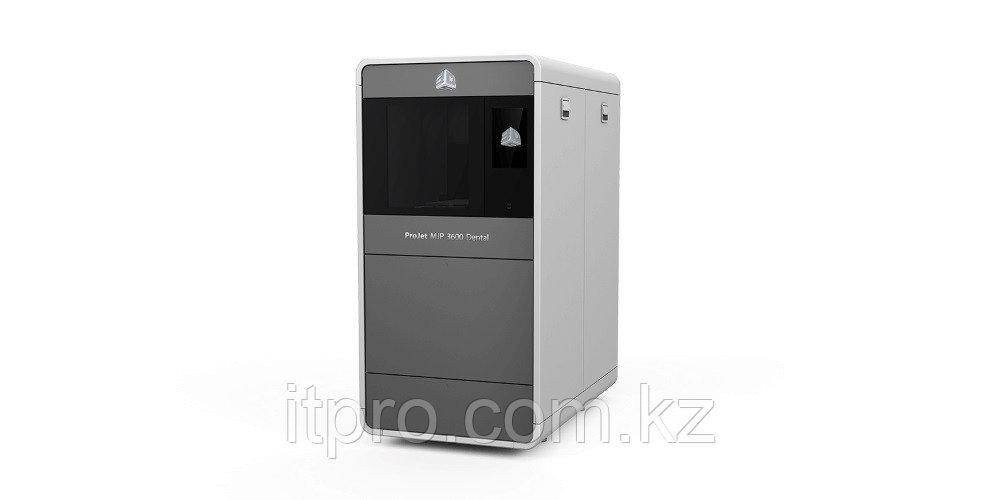 3D-принтер ProJet MJP 3600 Dental