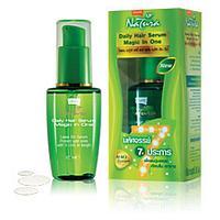 Многофункциональная сыворотка для волос Lolane Natura daily hair serum magic in One
