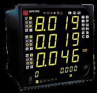 Многофункциональный измеритель параметров качества электрической энергии ЩМК
