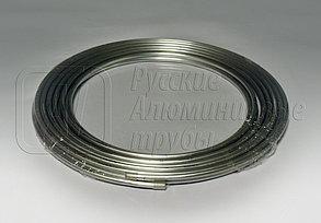 Труба для монтажа кондиционеров алюминиевая 3/8*9,52*1,2 бухта 15 метров