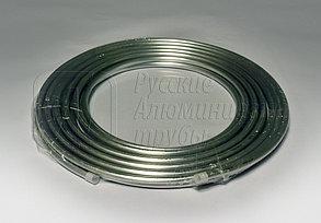 Труба для монтажа кондиционеров алюминиевая 1/2 *12,70*1,2 бухта 15 метров.