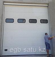 Промышленные ворота, Алматы