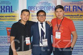 Выставка Astana AMM 2013