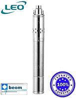 Насос для скважины погружной с пультом управления 4DWm 1.8/50-0.5 LEO | Ø 100 мм, max 50 м