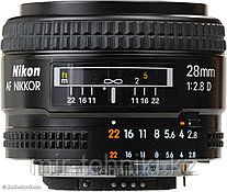 Объектив Nikon 28mm f/2.8 D Nikkor