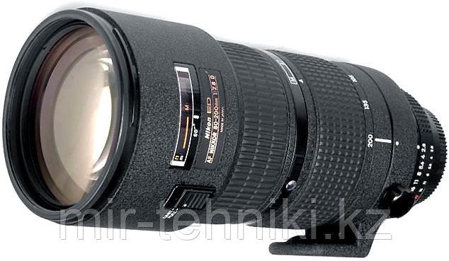 Объектив Nikon Nikkor AF 80- 200mm F 2,8 D